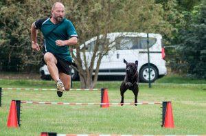 dog owner active